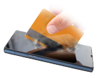 mobile phone swiped credit card processing