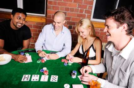 Charity Poker Events
