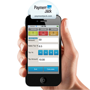 Payment Jack Mobile Processing
