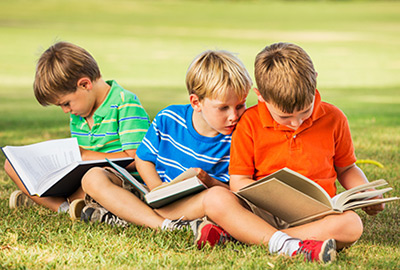 Reading Fundraising Ideas for Schools