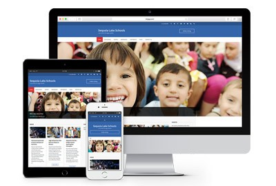 Employ Templates for Affordable School Website Design