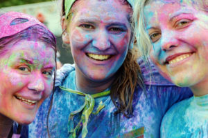 Color runs rock!