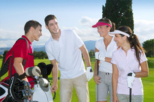 Fundraising Golf Tournament Websites