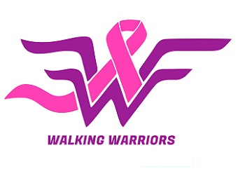 Walking Warriors Battling Breast Cancer