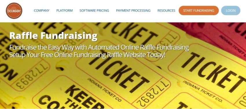 Raffle Fundraising
