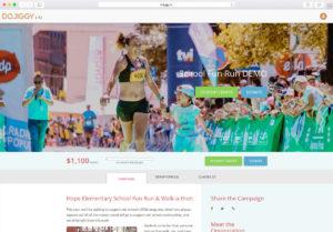 Fun Run Crowdfunding websites