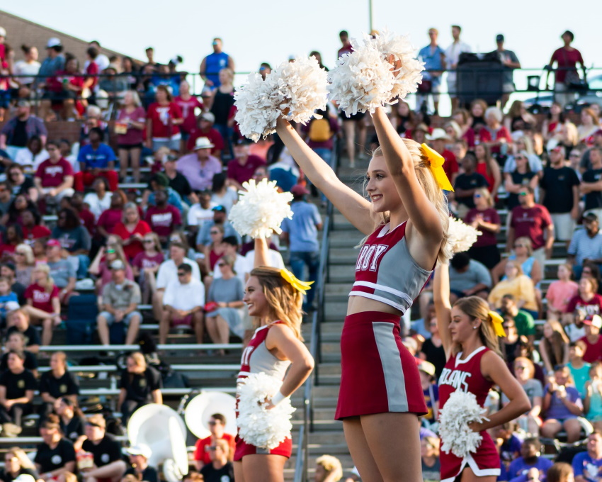 The Best Cheerleading Fundraisers for Your Squad