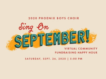 Phoenix Boys Choir Sing On