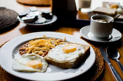 Creating the Breakfast Menu for Breakfast Fundraisers