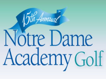15th Annual Notre Dame Academy Golf Tournament