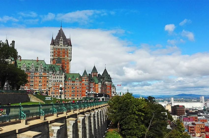 Support for French language in Canada