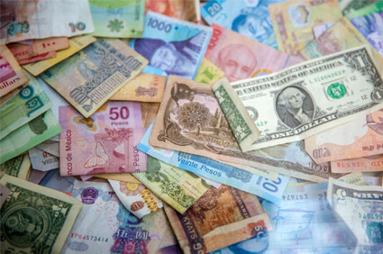 Setting Your Home Currency for international fundraising
