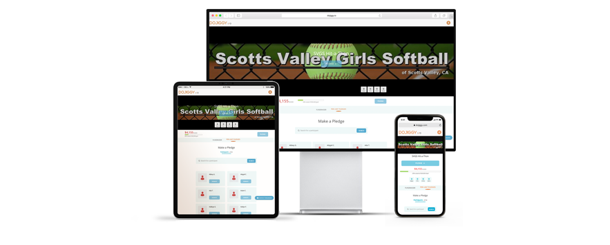 Fundraising software for baseball fundraisers