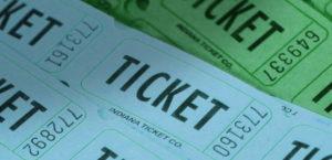 Raffle ticket prices