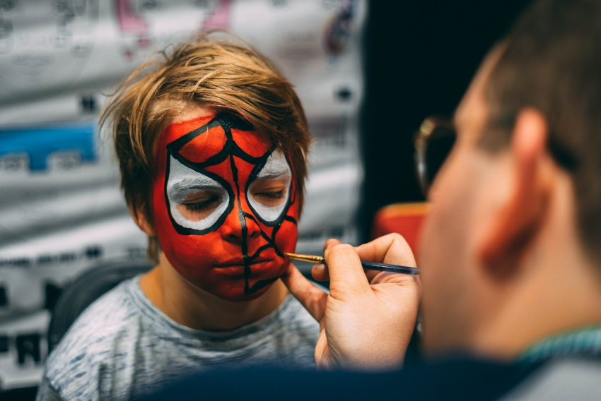 Face Painting for Top Summer Fete Ideas