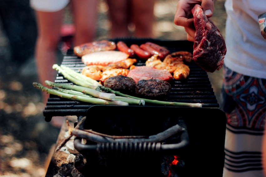 Summer BBQ's can be fun fundraisers