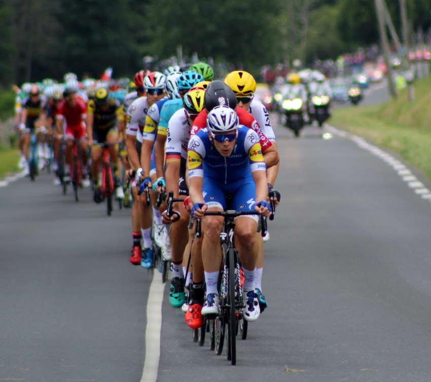 Tour de France is a big summer hit