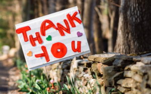 Thank your penny social supporters