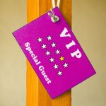VIP Tickets for auction campaigns