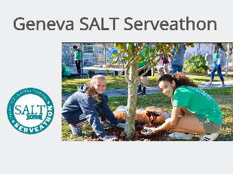 Geneva SALT Serveathon