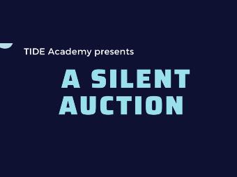 TIDE's Silent Auction