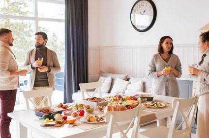 Plan a Breakfast or Brunch Fundraiser