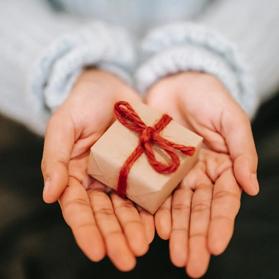 Make donating easy.