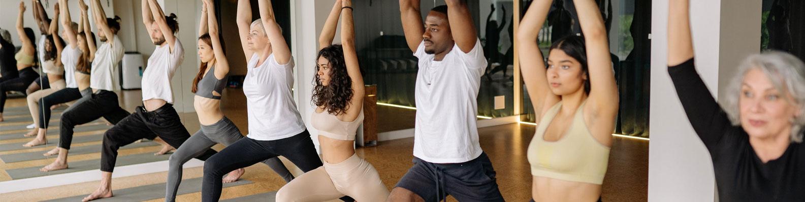Organize a Yoga Workshop around the Holidays