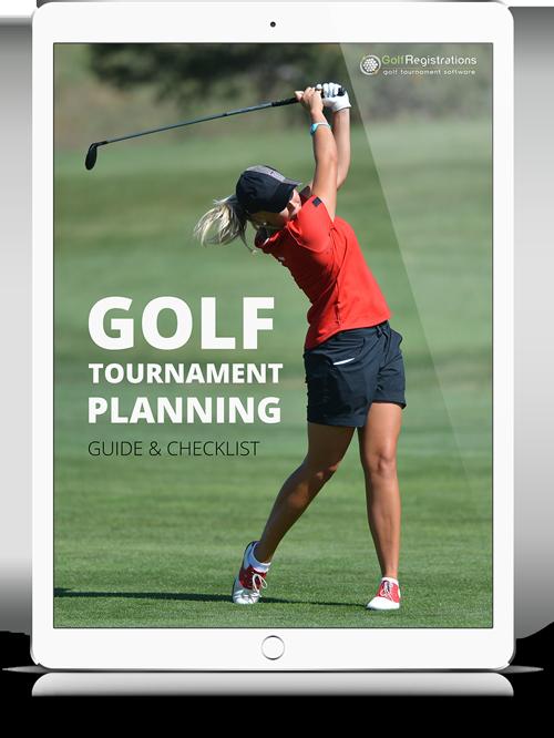 Golf Tournament Planning Guide & Checklist